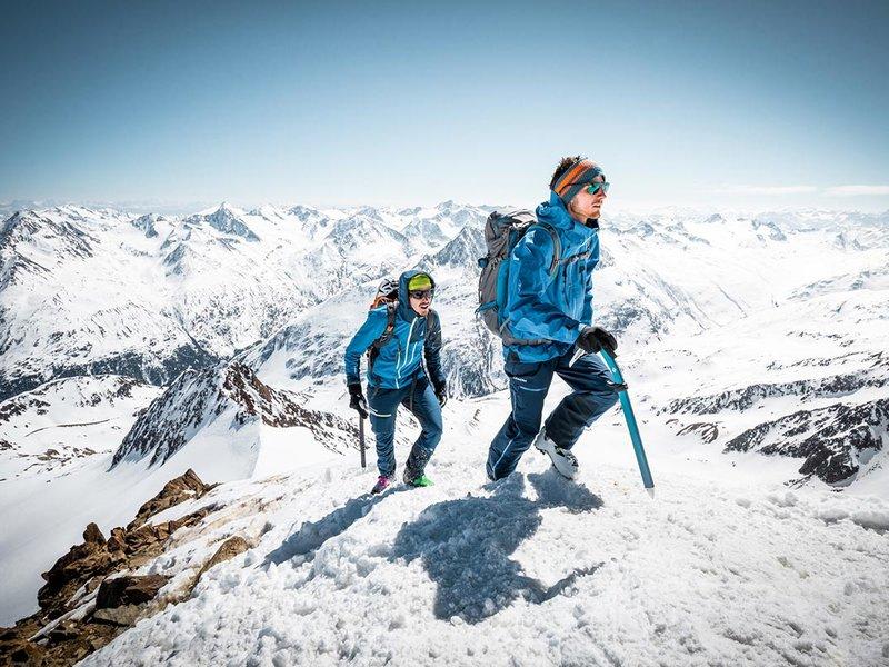 Bergsport mit Profis