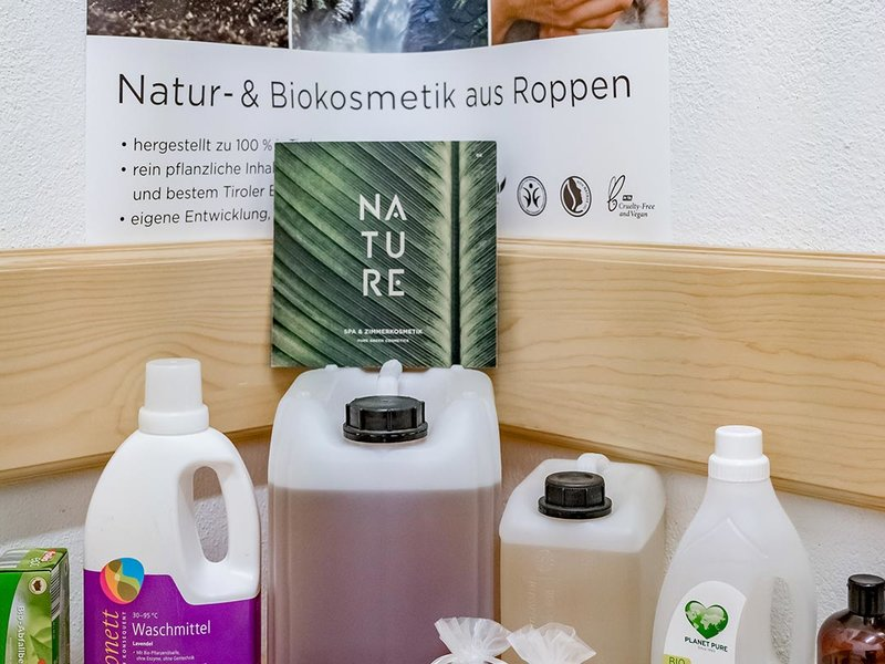 Sustainability is important to us