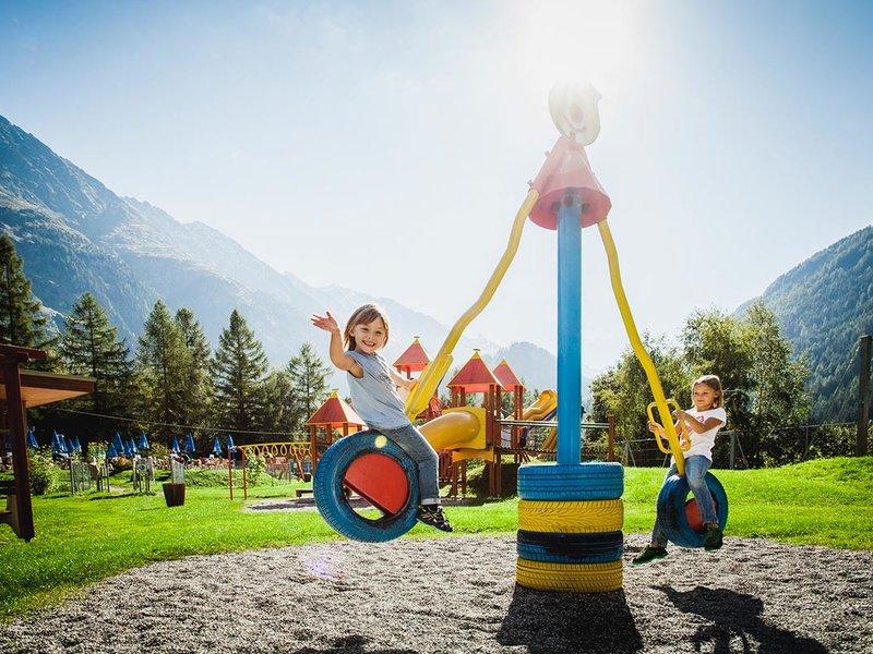 Summer holidays in Ötztal