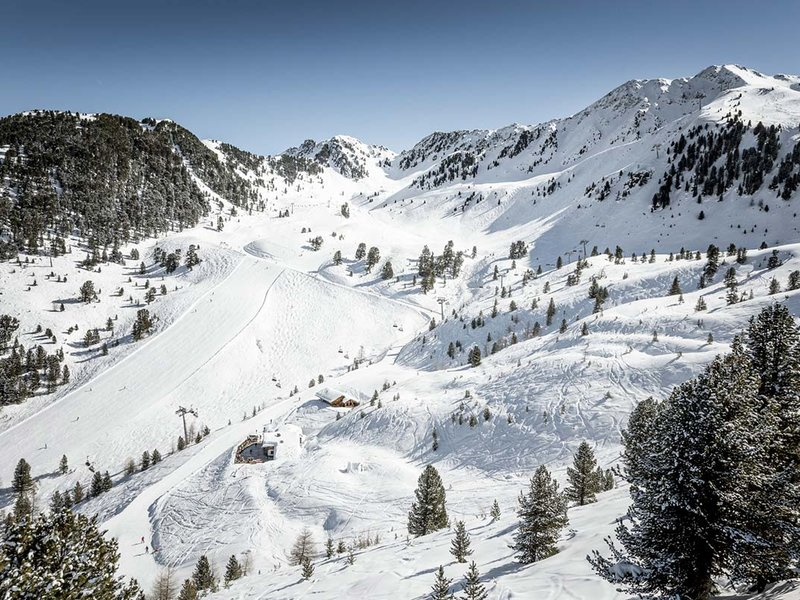 6 Skigebiete im Ötztal